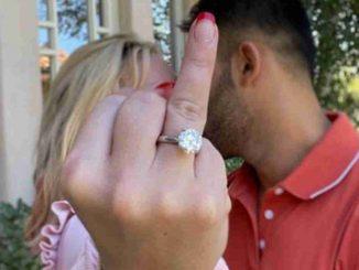 Britney Spears y Sam Asghari comprometidos