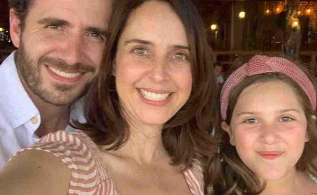 Irán Castillo será mamá otra vez