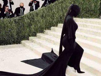 Kim Kardashian gala MET