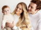 Meghan Trainor y familia