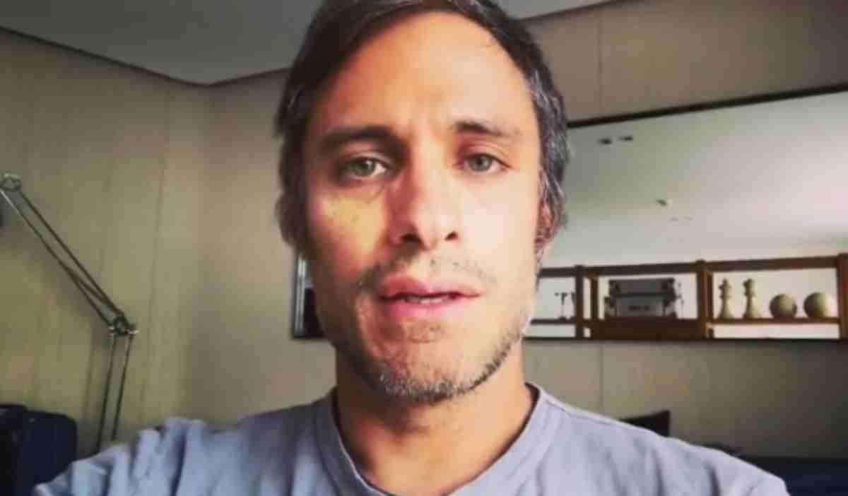 Gael García es padre por tercera vez